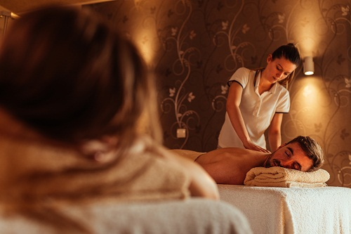 le massage érotique à Paris 16