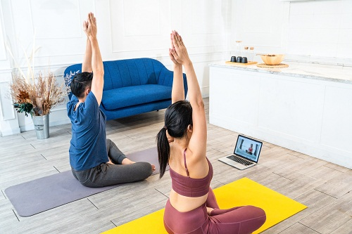 yoga dans les meilleures conditions